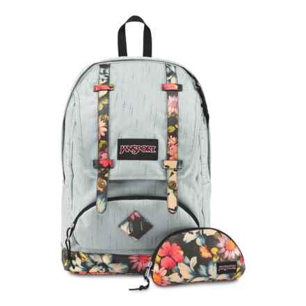 JanSport Baughman Backpack in Multigardendelight - Closeouts