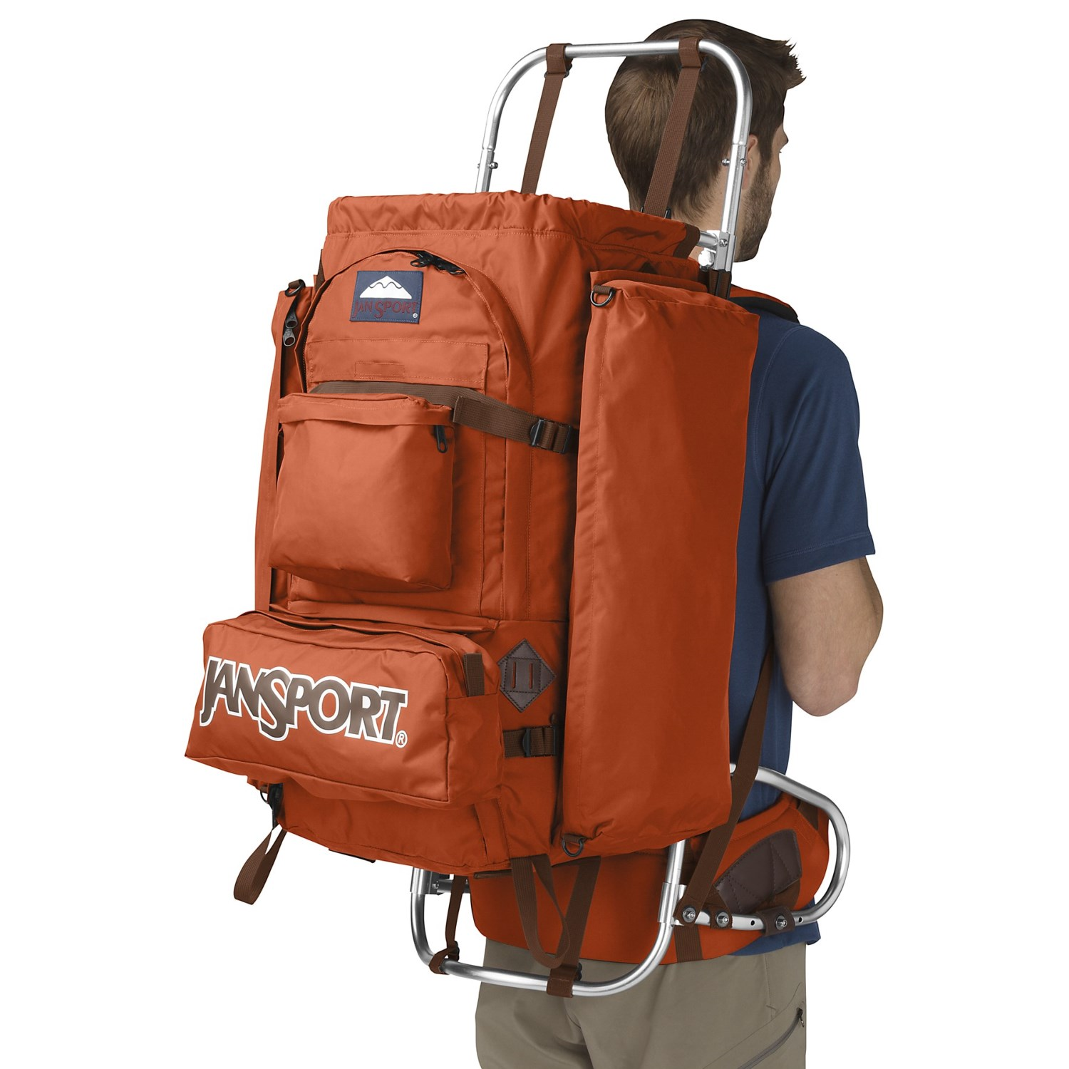 Jansport D2 Backpack External Frame 7395m Save 35