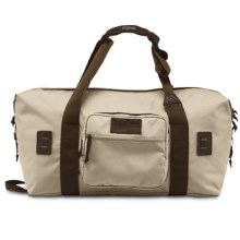 JanSport Guidepost Carry-On Duffel Bag in Desert Beige - Closeouts