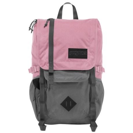 JanSport Hatchet 18L Backpack in Vintage Pink