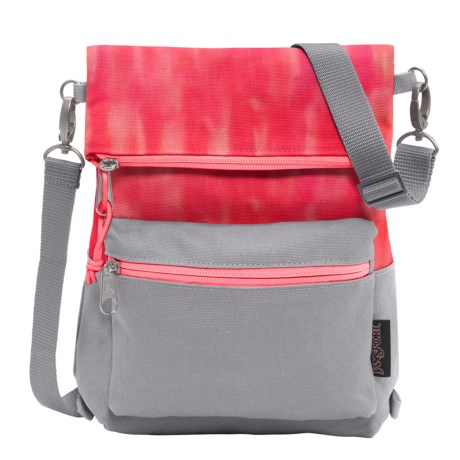 JanSport Indio Convertible 7L Backpack in Sunkissed Poly Canvas