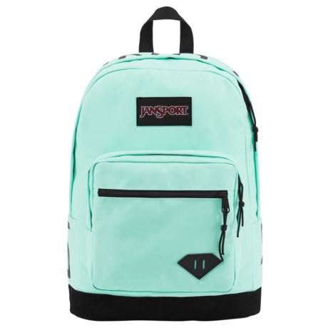 JanSport JS X DSC Right 27L Backpack in Diamond Blue