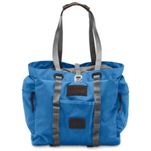 JanSport Lantern Tote Bag in Swedish Blue - Closeouts
