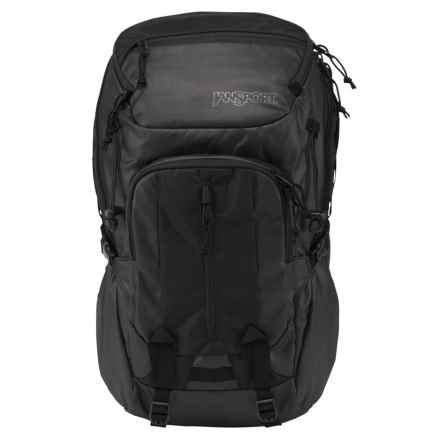 JanSport Onyx Equinox 34L Backpack in Black Onyx - Closeouts
