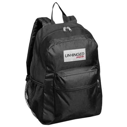 JanSport Pine Backpack in Black - Closeouts