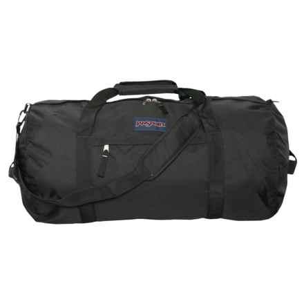 "JanSport Sport Duffel Bag - 24"" in Black - Closeouts"