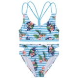 Jantzen Racerback Bikini Set - UPF 50+ (For Big Girls)