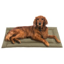 Jax & Bones Large Sleeper Dog Mat in Pine - Closeouts
