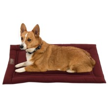 Jax & Bones Medium Sleeper Dog Mat in Berry - Closeouts
