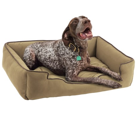 Jax and Bones Sleeper Dog Bed Large, 39x32""
