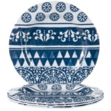 Jay Imports Old Town Salad Plates - Set of 4