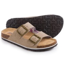 JBU by Jambu Ellen Too Sandals - Vegan Leather (For Women) in Tan - Closeouts