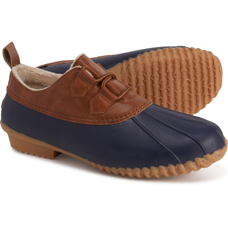 JAMBU Glenda Cozy-Lined Duck Shoes