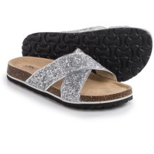 JBU by Jambu Haiku Sandals (For Women) in Silver - Closeouts