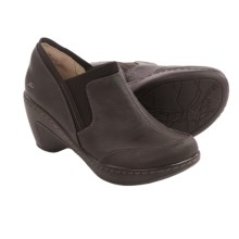 JBU by Jambu Trailhead Shoes - Vegan Leather (For Women) in Dark Brown - Closeouts