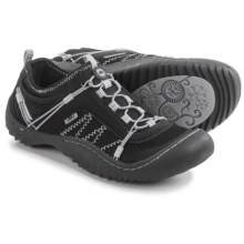 JBU by Jambu Wyoming Shoes (For Women) in Black/Grey - Closeouts