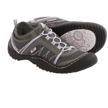 JBU by Jambu Wyoming Shoes (For Women) in Grey/Orchid - Closeouts