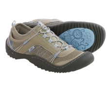 JBU by Jambu Wyoming Shoes (For Women) in Light Grey/Stone Blue - Closeouts