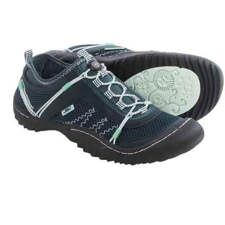 JBU by Jambu Wyoming Shoes (For Women) in Navy/Light Jade - Closeouts