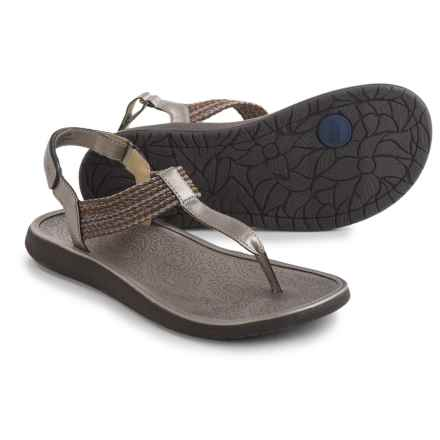 JBU by Jambu Yasmine Sandals (For Women) in Metallic Combo - Closeouts