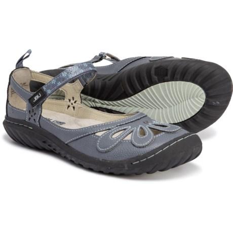 616bcd7ef187 JBU Wildflower Encore Mary Jane Shoes - Vegan Leather (For Women) in Denim