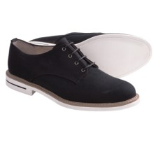 J.D. Fisk Hardy Shoes (For Men) in Black Canvas - Closeouts