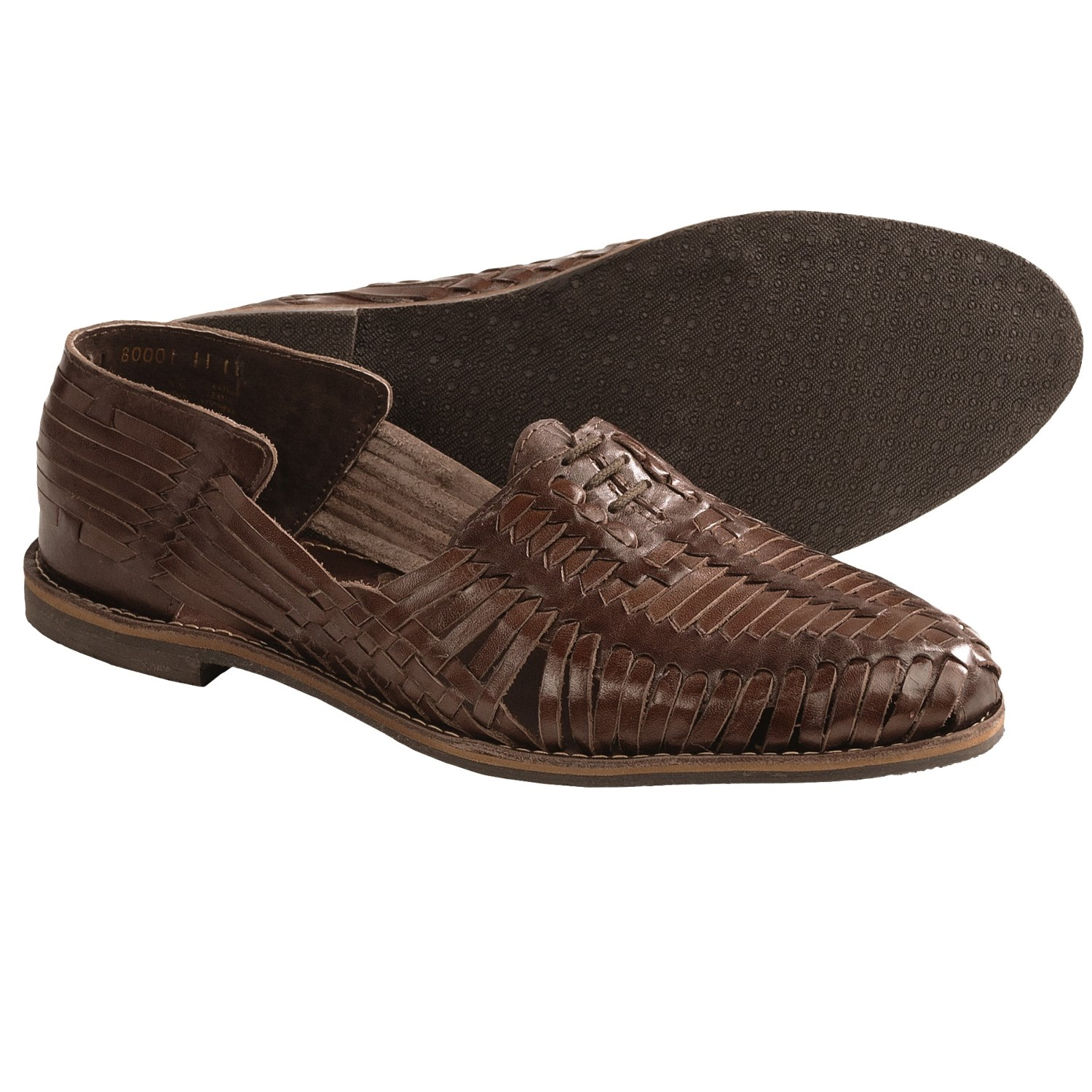 j d fisk hugo loafer shoes woven leather for