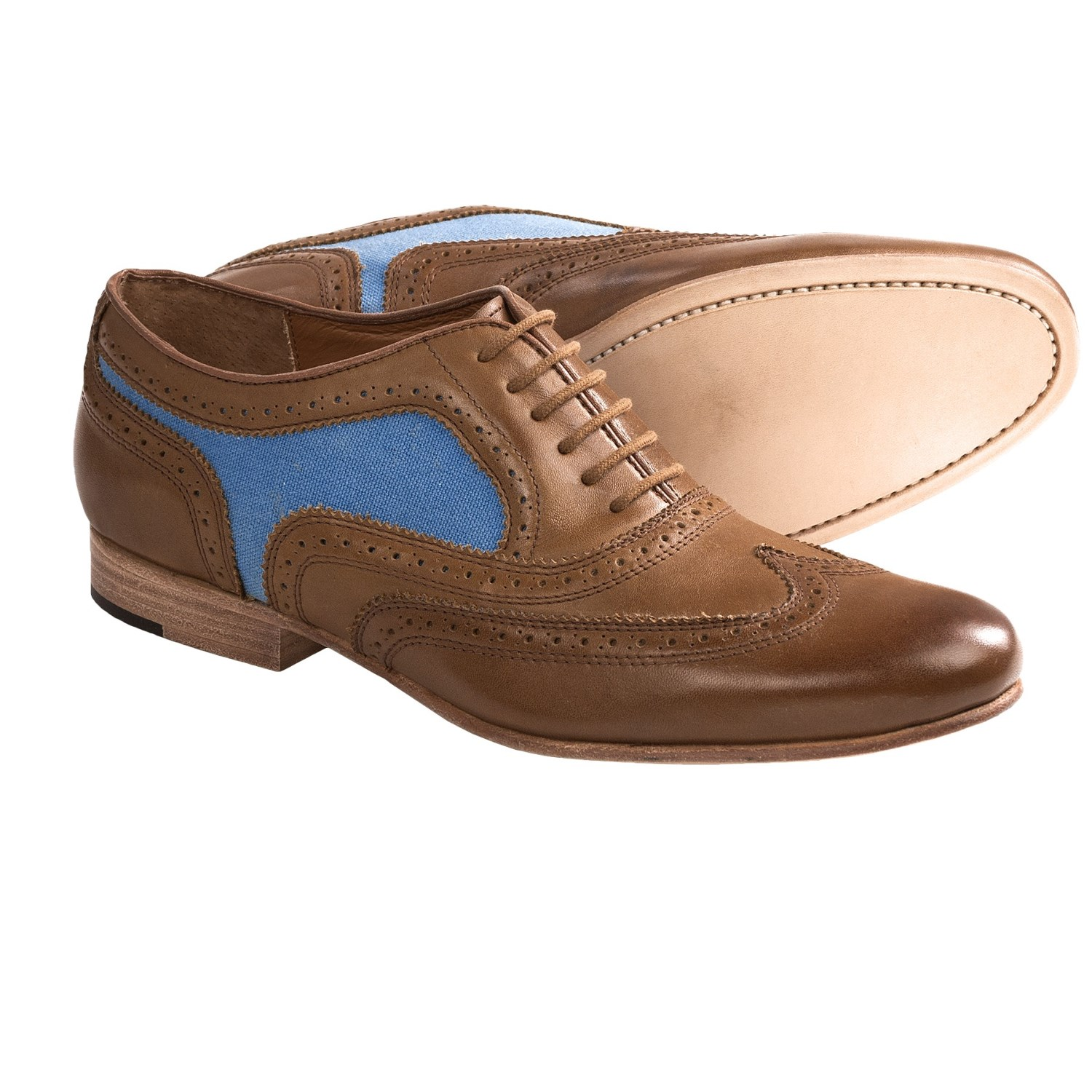 j d fisk wingtip shoes leather for save 60