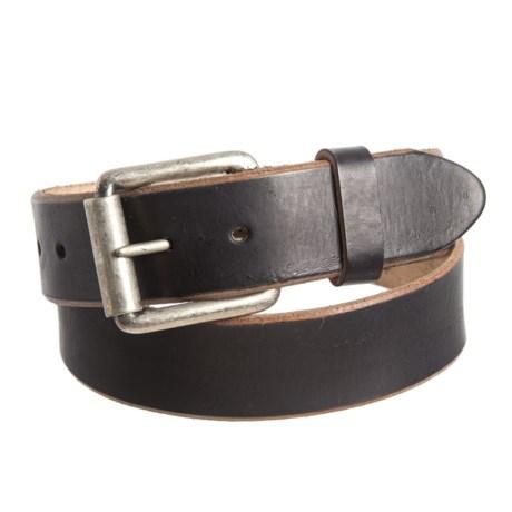 Jelly Bean Belt - Leather (For Men)