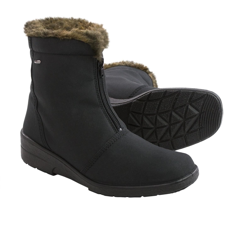 waterproof snow boots santa barbara institute for