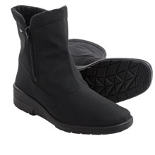 Jenny by Ara Myra Snow Boots - Waterproof, Insulated (For Women) in Black - Closeouts