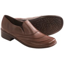 Jenny by Ara River Shoes (For Women) in Brown Calf - Closeouts