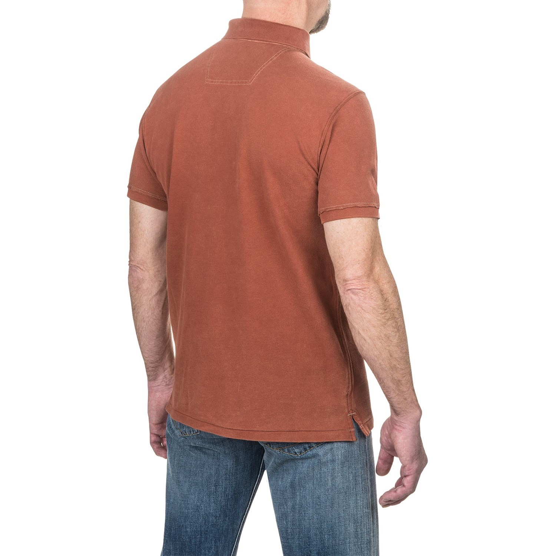 Jeremiah Cotton Polo Shirt For Men Save 84