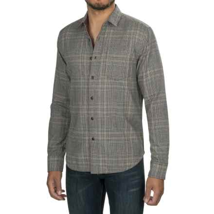 Jeremiah Fillmore Reversible Printed Shirt - Long Sleeve (For Men) in Barn - Closeouts