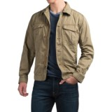 Jeremiah Ford Jacket - Cotton Twill, Relaxed Fit  (For Men)