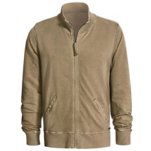 Jeremiah Hudson Jacket - Mock Neck (For Men) in Gazel - Closeouts
