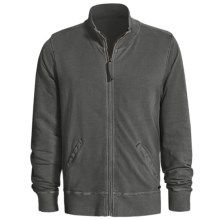 Jeremiah Hudson Jacket - Mock Neck (For Men) in Shadowland - Closeouts