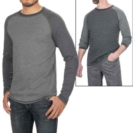 Jeremiah Kyle Reversible Shirt - Long Sleeve (For Men) in Flint Heather - Closeouts