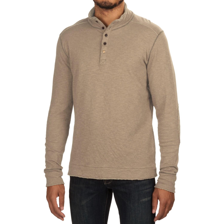 Jeremiah Mitch Double-Face Cotton Shirt (For Men) - Save 80%