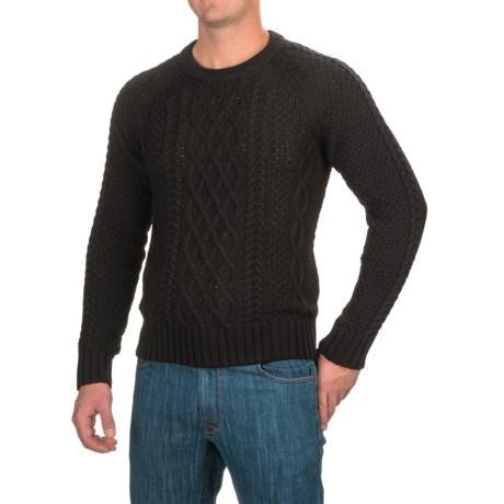 Jeremiah Newport Sweater (For Men) in Black