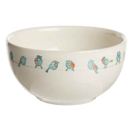 Jersey Pottery Bessie and Lily Ceramic Bowl in Lily - Closeouts