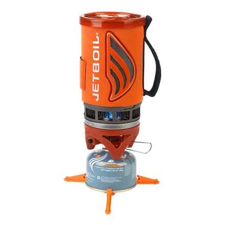Jetboil Flash Cooking System in Tomato - 2nds