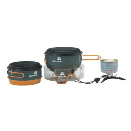 Jetboil Helios Guide Cooking System Stove in See Photo