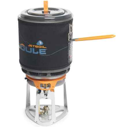 Jetboil Joule Camping Cooking System in Black - 2nds