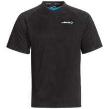 Jett Draken Cycling Jersey - Short Sleeve (For Men) in Black - Closeouts