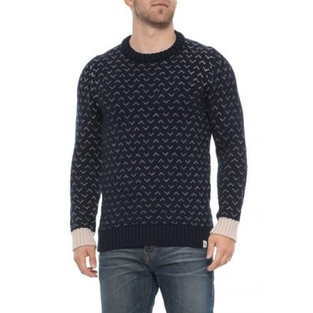 a80492cd J.G. Glover & CO. Larson Sweater - Merino Wool, Crew Neck (For Men