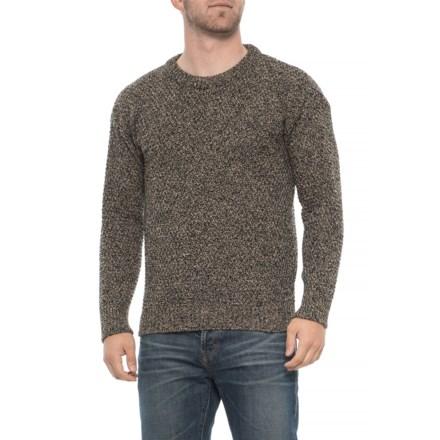 deabbe9d Moss Sweater - Merino Wool, Crew Neck (For Men