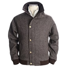 J.G. Glover Harris Tweed Jacket - Wool (For Men) in Brown - Closeouts