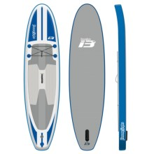 """Jimmy Styks i32 Inflatable Stand-Up Paddle Board - 10'6"""" in See Photo - Closeouts"""