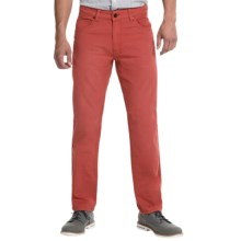 JKL 5-Pocket Twill Pants (For Men) in Chimmney - Closeouts